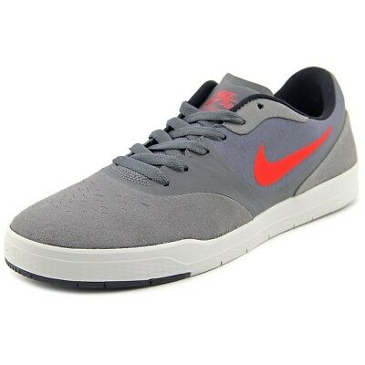 6deef618782993 NIKE PAUL RODRIGUEZ 9 CS Mens SIZE13 Round Toe Synthetic Gray NEW IN ...
