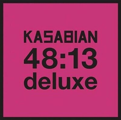 KASABIAN - 48:13 (Deluxe Edition) CD *NEW & SEALED