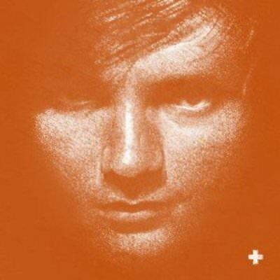 ED SHEERAN - Plus CD *NEW & SEALED