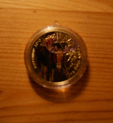 Kanada 75 Dollar 2009 Gold Olympiade Vancouver 2010  Proof + Color  Uvp + Exp.