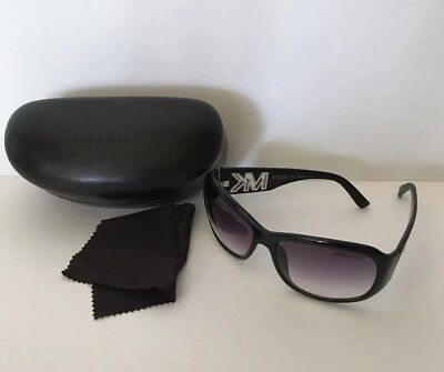 Authentic Michael Kors MK Women's Sunglasses and Hard Case GUC!