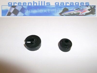 Greenhills Scalextric Mabuchi Engine Type E10 Extension Discs Pair Used P2301