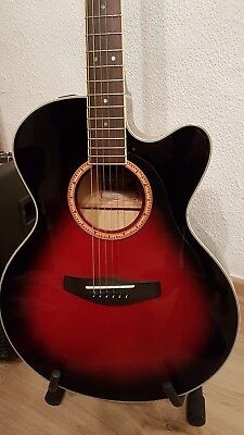 Yamaha Gitarre CPX-8 SY Compass Serie mit TA sehr EDEL