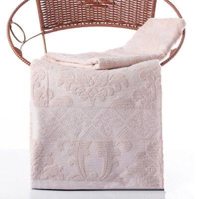 towel blanket pure cotton relief throws traditional blanket 100% cotton blankets