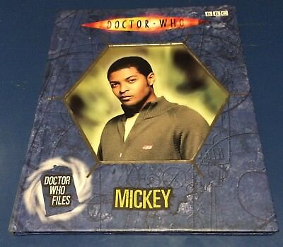 Doctor Who Files - Mickey - BCC