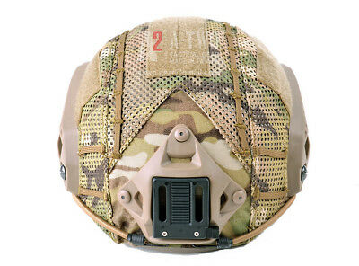 A-TWO | Maritime camouflage Helmet Cover || Multicam