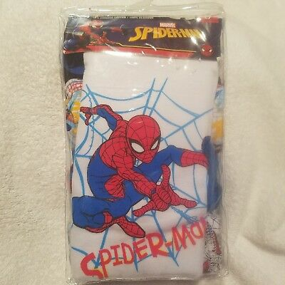 New in package Marvel Little Boys' Spiderman Boxer Brief (Pack of 5)