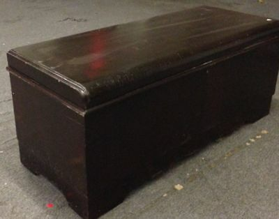 """Cedar Chest Vintage """"Lane"""" UPDATED with disabled lock 75.00"""