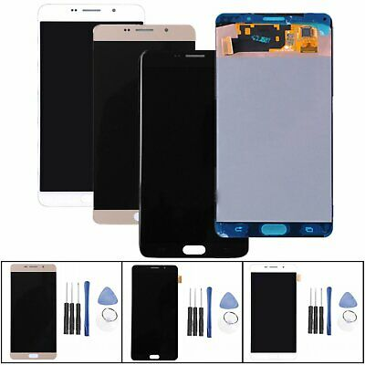 LCD Display + Touch Screen Digitizer + Tool For Samsung Galaxy A9 Pro 2016 A910F