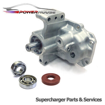 BMW Mini Cooper S Works M45 Supercharger Snout Bearings Kit 2002 2003 2004 2005