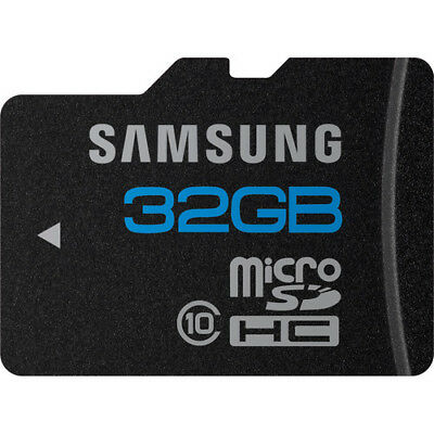 Samsung 32GB Micro SD Card SDHC EVO UHS-I Class 10 TF Memory Card FAST