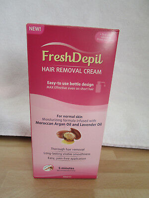 Original Fresh Depil Creme, Hair removal cream, 150ml, OVP Enthaarungscreme