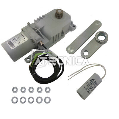 Engine Basement Door Swing 230v Original Faac Genius Roller 6170077 500 Kg