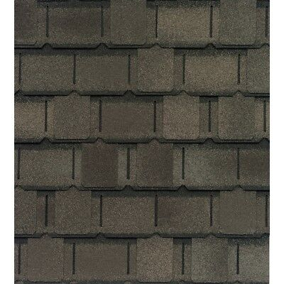 GAF Camelot 2 Shingles Weathered Wood **Discontinued** 25 sq/ft bundles