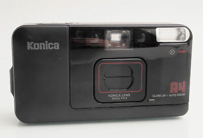 Konica A4 mit - with 35mm / 3,5   (FF07187)