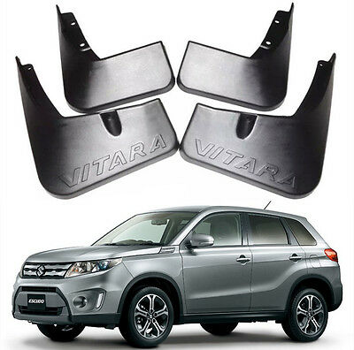 New OEM Splash Guards Mud Guards Mud Flaps FOR 2015-2019 Suzuki Vitara Escudo