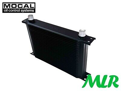 Universal Motorsport Mocal 25 Row Oil Cooler With 5/8Bsp Fittings Oc5253-10 Aaq
