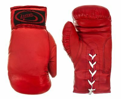 Red Mma Gloves Grappling Punching Bag Training Martial Sparring Ufc Boxing Mitts
