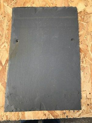 "Evergreen Pennsylvania Gray Slate Roofing 18""x12"" Pieces"