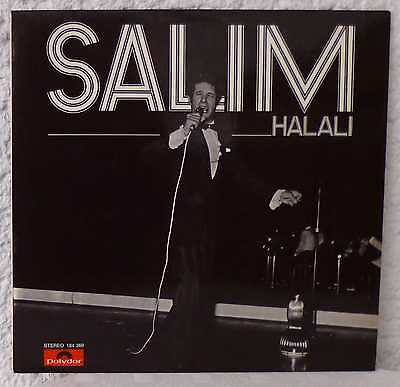 SALIM HALALI - Same   Polydor Lp 1969  UNPLAYED