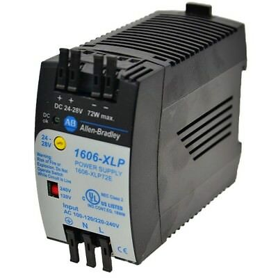 1606-XLP72E-A Allen Bradley 3A 24-28V 72W Power Supply  --SA