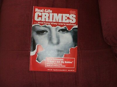 Real-Life Crimes Magazine Issue 95 Alice Crimmins I Didnt Kill My Babies