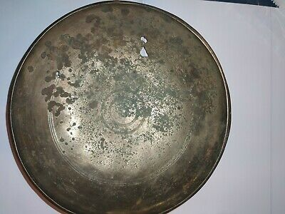 Ancient Luristan Bronze/BEAUTIFUL BOWL C.1000 BC.