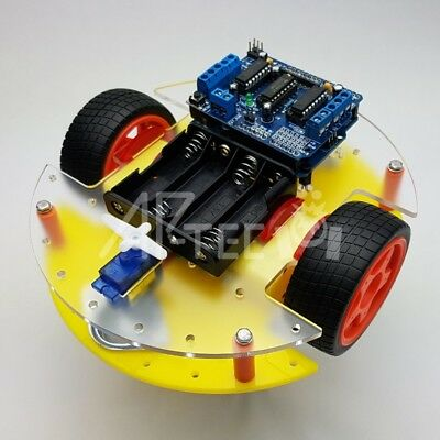 Raspberry Pi Robot Chassis