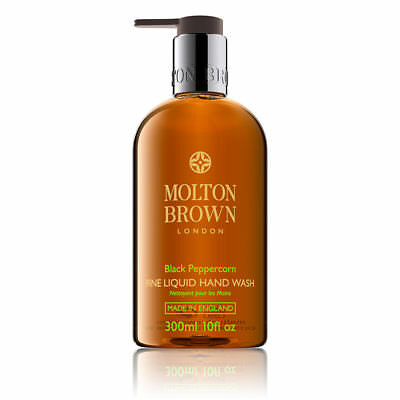 Molton Brown Fine Liquid Hand Wash - Black Peppercorn 10oz (300ml)