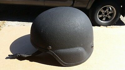 Protech Tactical 3A ballistic helmet made in USA black Large