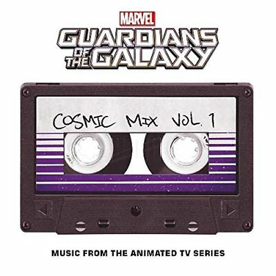 ORIGINAL SOUNDTRACK Guardians Of The Galaxy Cosmic Mix 1 CD NEW&SEALED