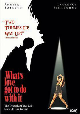 What's Love Got to Do With It - DVD Region 1 Free Shipping!