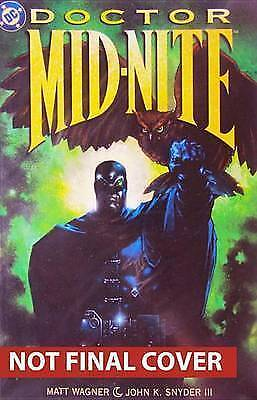 Doctor Mid-Nite TP (New Edition) by Matt Wagner (Paperback, 2013)