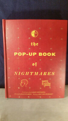 The Popup Book of Nightmares by Gary Greeenberg  Saint Martin's Press