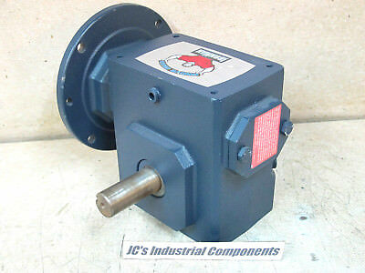 GROVE GEAR / IRONMAN,   5:1  RATIO,   GEAR REDUCER,   143TC,   614 IN LBs TORQUE