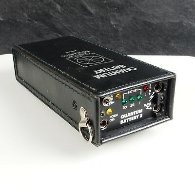 = Quantum Instruments Battery 2 Rechargeable Battery for Camera Flash Systems