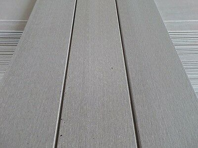 100 x INEX composite fencing/screening  2700 X 140 X 18mm lengths (full pack)