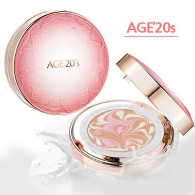 AGE 20'S Essence Cover Pact TX SPF 50+ / PA +++ Season9 12.5g Whitening
