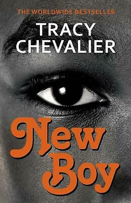 New Boy by Tracy Chevalier Paperback Book Free Shipping!