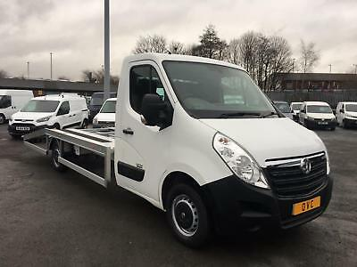 2011 Vauxhall Movano Recovery Van  59K With A 24 Month Warranty