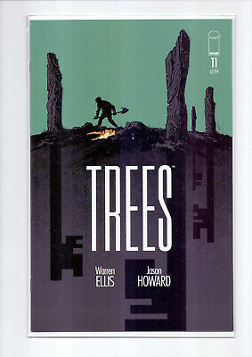 Trees #11 *Image* Warren Ellis