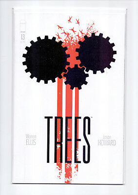 Trees #13 *Image* Warren Ellis