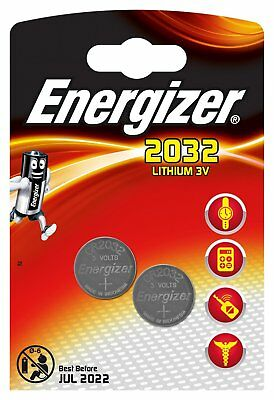 Brand New Energizer Cr2032 Coin Cell Lithium Battery