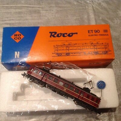 N Scale Roco  Electric Locomotive