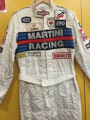 Race Suit Sparco - Pietro Brigato Club Italia Martini Racing