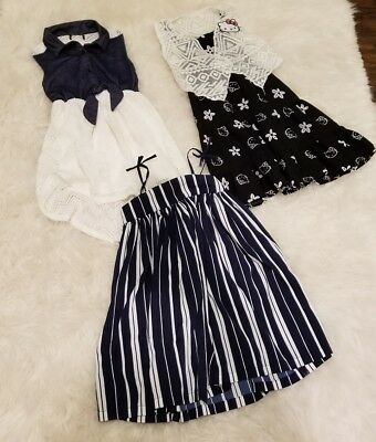 Girl's Clothing 5T 6pc dress Spring Mixed brand lot