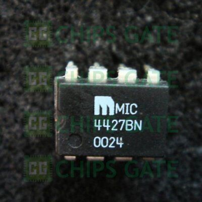 DUAL 1.5A-PEAK LOW-SIDE MOSFET DRIVER DOWNLOAD FREE