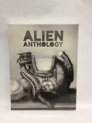 Alien Anthology - Cofanetto Blu Ray + Booklet