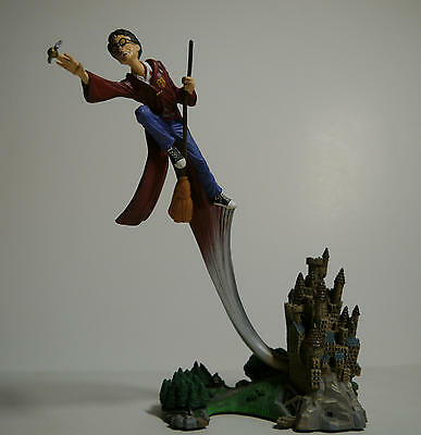 Harry Potter Figur limited Edition Schnatz Quidditch Hogwarts Gryffindor Victory