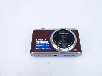 Samsung WB350F 16.3MP NFC/Wifi CMOS Smart Digital Camera
